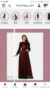 Buyuk beden elbise