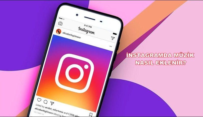 instagramda müzik nasıl eklenir
